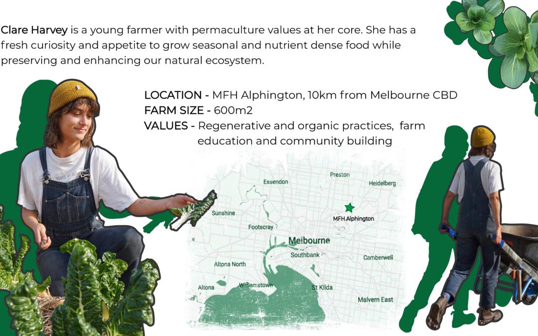 Farmer Profile: Clare Harvey