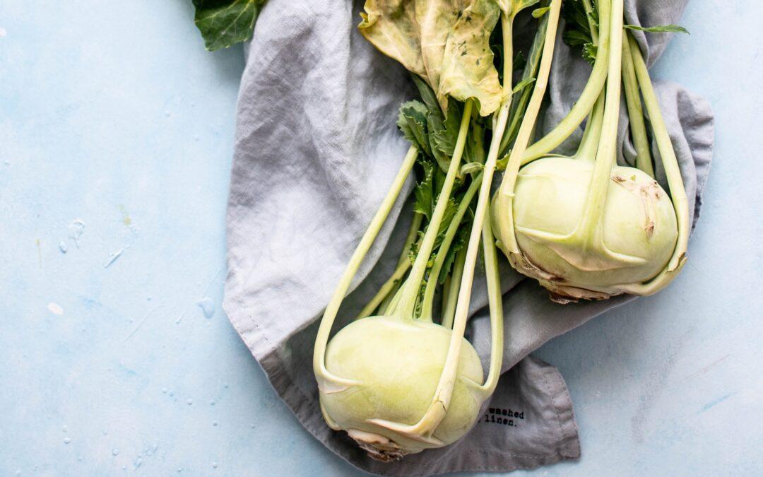 Kohlrabi + Saltbush Recipe Wrap Up