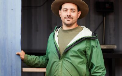 Farmer Profile: Simon from Common Ground Project