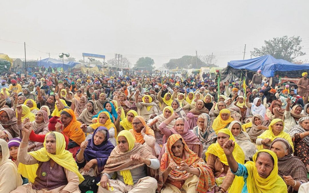 Why are India's farmers protesting?